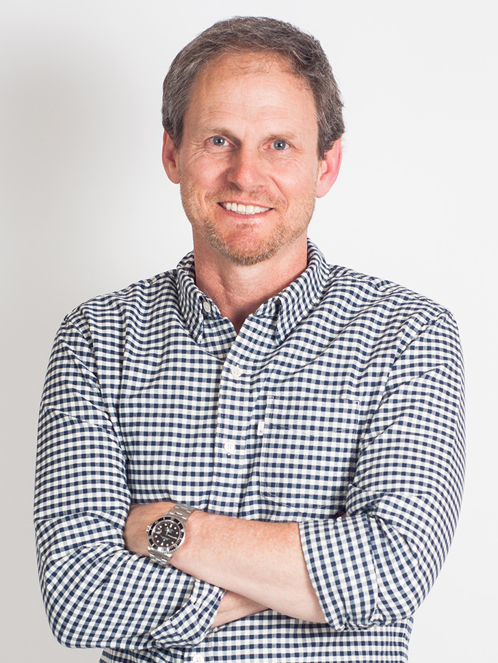 Gregg Brockway, Co-Founder and CEO
