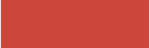 Chairish logo in red, cursive font